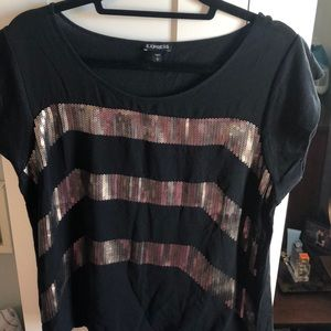 Black Express sequence top